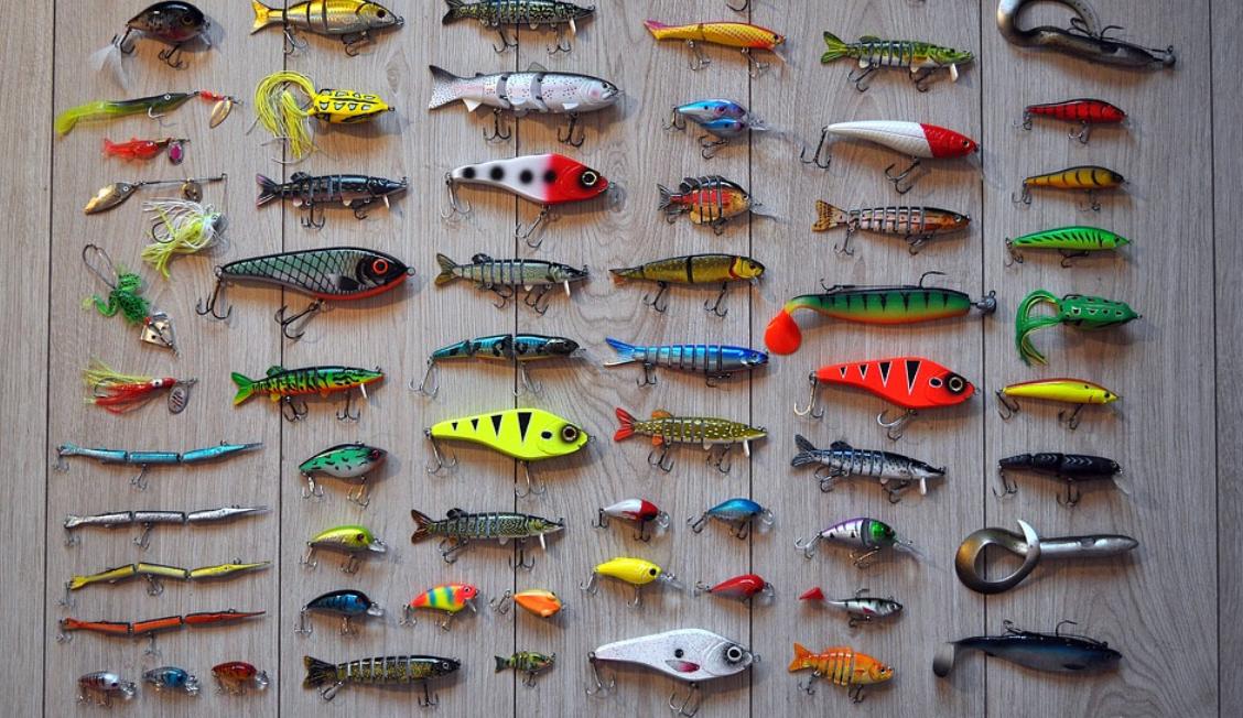 háčky na ryby