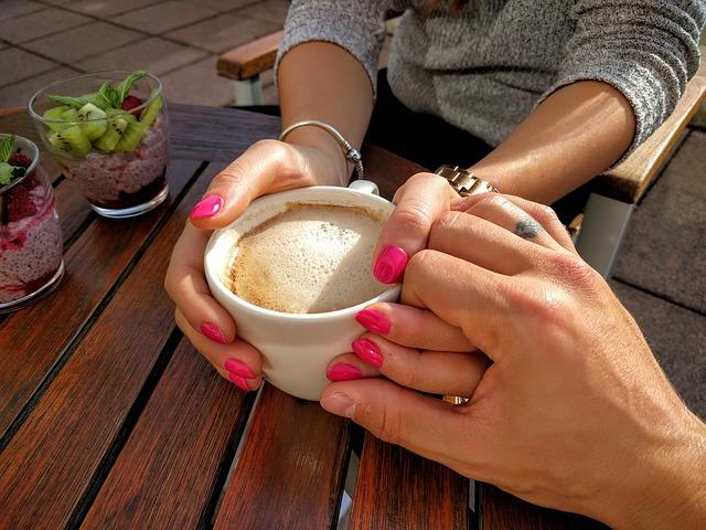 romantika u kávy