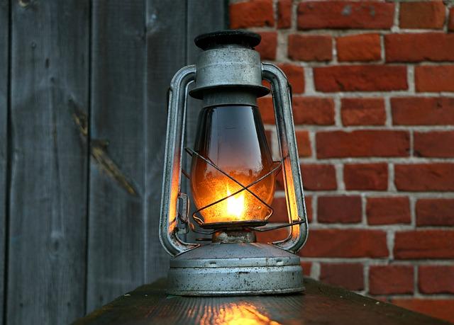 petrolejová lucerna