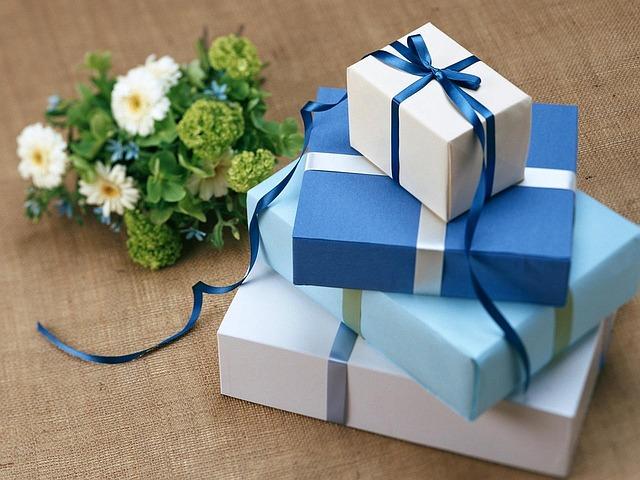 čtyři dárky