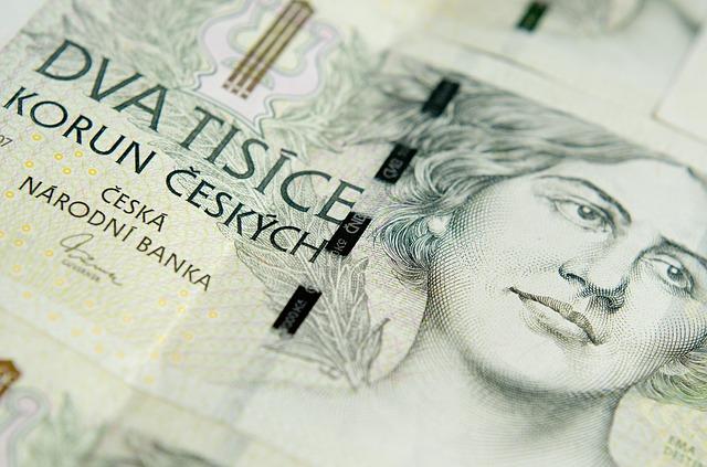 dva tisíce korun českých