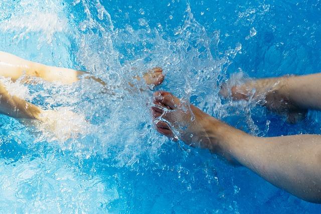 kopání do vody